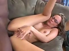 Brianna St. James Takes Big Black Dick
